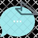 Flight Mode Chat Icon