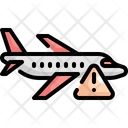 Travel Warning Transportation Icon