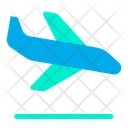 Flight Arrival Landing Icon