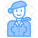 Flight Attendant Attendant Airport Icon