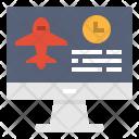 Flight Service Online Icon