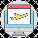 Flight Check In Icon