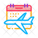 Flight Date Icon