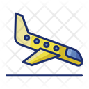 Flight Landing Flight Plane Icon