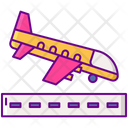 Flight Landing Icon