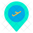 Flight Location Icon