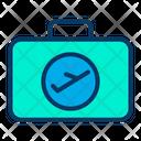 Baggage Flight Luggage Icon