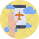 Flight Mode Airplane Mode Mobile Icon
