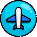 Flight Mode Airplane Mode Aeroplane Icon