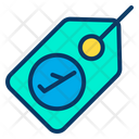 Flight Tag Icon