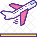 Flight Takeoff Icon