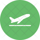 Flight takeoff Icon