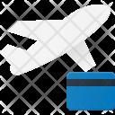 Flight visa Icon