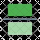 Flip Vertically Arrange Icon