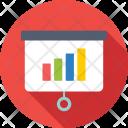 Flip Chart Presentation Icon