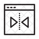 Flip Design Creative Icon