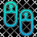 Sliper Bathroom Sliper Footware Icon