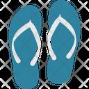 Flip Flops Footwear Sandals Icon