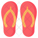 Flip Flops Flip Flop Slipper Icon