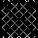 Flip Horizontal Flip Horizontal Icon