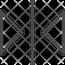 Flip Horizontally Icon