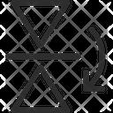 Flip Vertical Vertical Flip Icon