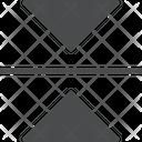 Flip Vertically Icon