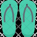 Flipflop Flip Flops Icon