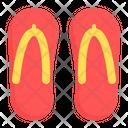 Flipflop Flip Flop Flip Flops Icon