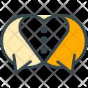 Flirt Love Message Icon