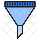Fliter Report Chart Icon