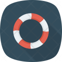 Float Help Safety Icon