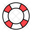 Float Lifebuoy Lifering Icon