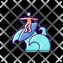 Floater Technique Top Icon