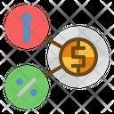 Floating Interest Icon