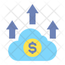 Floating Interest Rate Icon