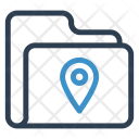 Floder location Icon