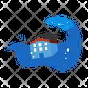 Flood Float Water Flood Icon