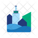 Flood Flooded Flooding Icon