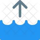 Flood Weather Icon