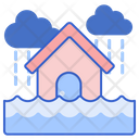Flood Disaster Flood Hazards Icon