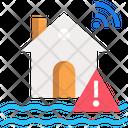M Flood Icon