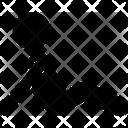 Boy Child Floor Icon