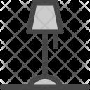 Floor Lamp Furniture Icon