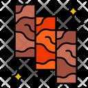 Floor Material Parquet Icon