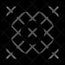 Floor Texture Geometry Icon