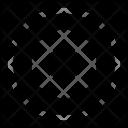 Floor Square Tile Icon