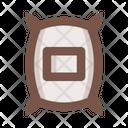 Floor Bag Icon