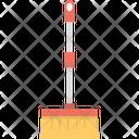 Bristles Broom Brush Icon