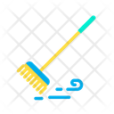 Clean Cleaning Floor Icon